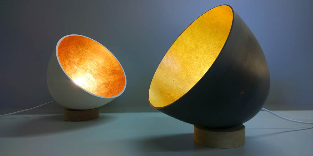 Matt Pugh - GEO lamp